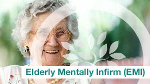Elderly mentally infirm care for Broadstairs and Dumpton